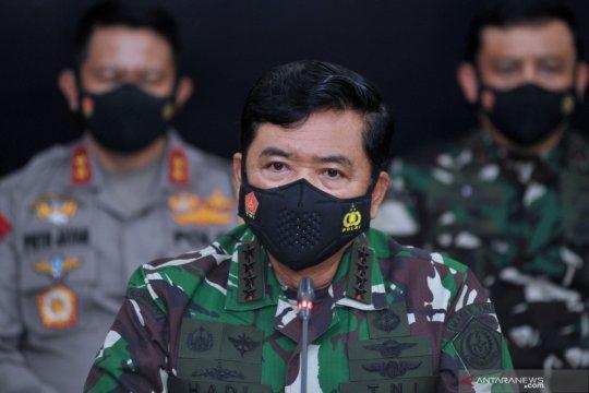 Panglima TNI mutasi 151 Pati, Pangkoarmada II diganti