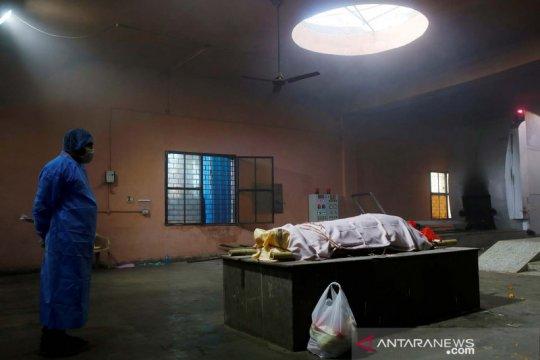 Gelombang kedua COVID-19 di India yang mutlak dihindari (Indonesia)