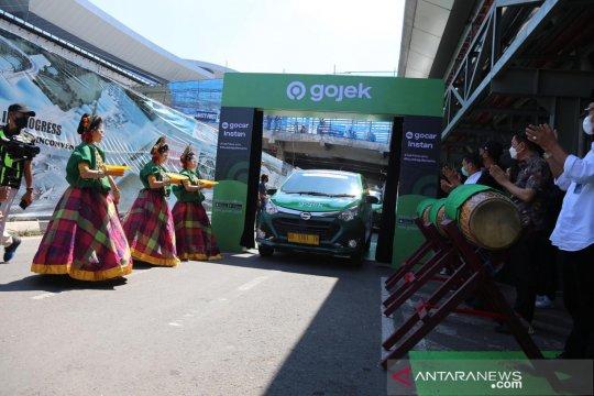 GoCar instan hadir di Bandara Internasional Sultan Hasanuddin