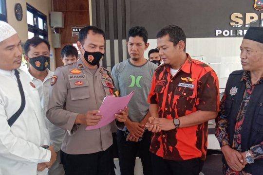 Tujuh organisasi besar Pasaman Barat dorong polisi tangkap Jozeph