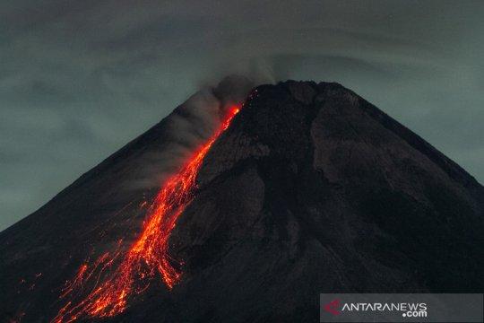 BPPTKG: Aktivitas vulkanik Gunung Merapi masih tinggi