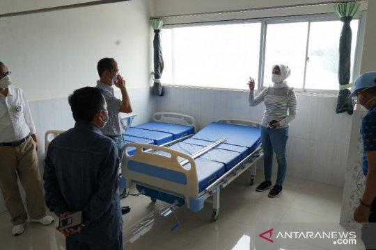 Jambi tambah ruang isolasi pasien COVID-19 atasi lonjakan kasus