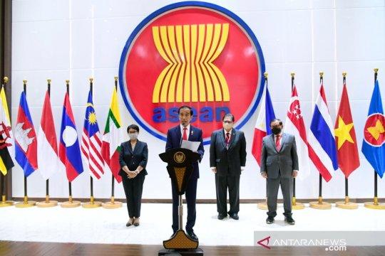 Anggota DPR sambut lima kesepakatan ASEAN Leaders' Meeting