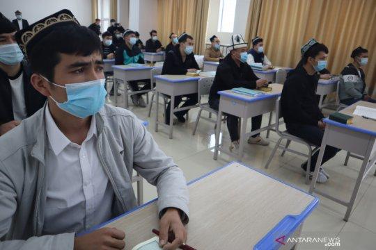 China desak anggota PBB tak hadiri pertemuan tentang Xinjiang