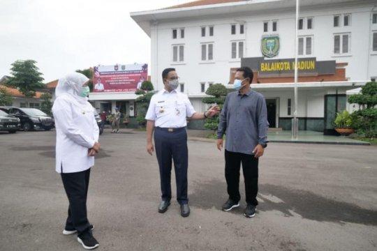 Wali Kota Madiun belajar penataan kota tua ke Gubernur Anies Baswedan