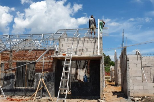 Kementerian PUPR buat rumah khusus relokasi dampak Bendungan Kuningan