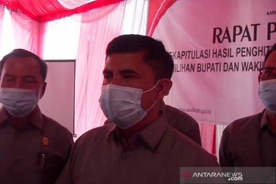 Pasangan Heri-Sumarjono resmi menangkan PSU Pali