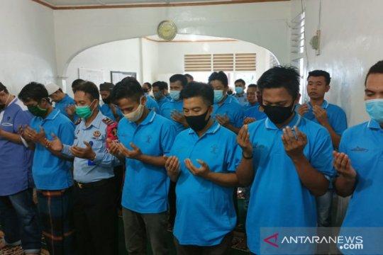 Rutan Maninjau gelar Shalat Gaib untuk awak KRI Nanggala-402