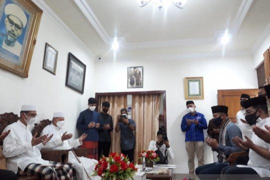 Agus Yudhoyono temui Ketua Utama Alkhairaat untuk minta nasehat