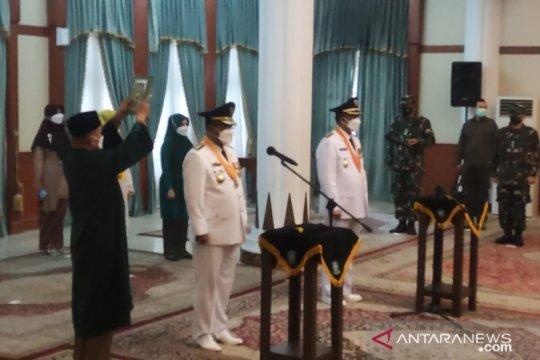 Gubernur Kepri lantik Bupati-Wakil Bupati Karimun periode 2021-2024