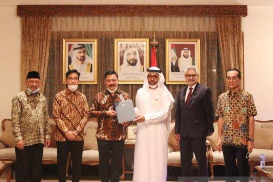 Waskita Karya menangkan tender pembangunan Masjid Sheikh Zayed di Solo