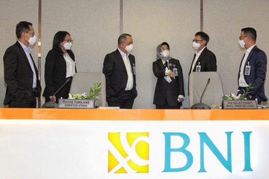 BNI nilai digitalisasi perbankan dorong kinerja selama pandemi