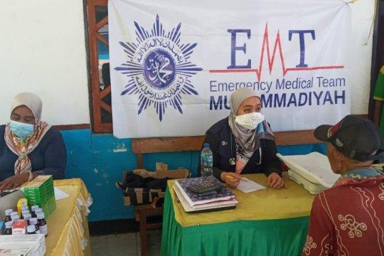 Muhammadiyah salurkan dana hingga Rp8 miliar untuk tanggap bencana