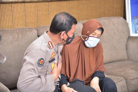 Polda Lampung beri dampingan psikologis keluarga korban Nanggala-402