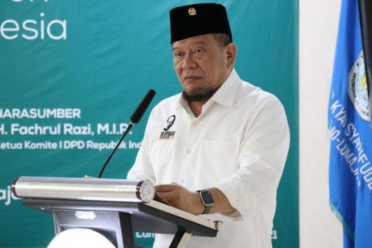 Ketua DPD RI dukung pemerintah perluas investasi di luar negeri