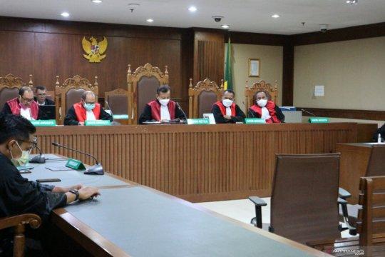 Majelis hakim: korupsi mantan pejabat coreng nama Waskita Karya