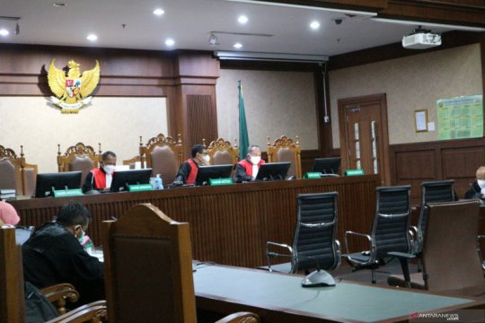 Mantan anggota BPK Rizal Djalil divonis 4 tahun, subsider 3 bulan