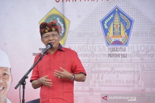 Gubernur Bali minta masyarakat terus tertib protokol kesehatan
