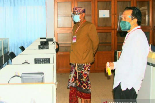 ISI Denpasar siapkan UTBK SBMPTN dengan protokol kesehatan ketat
