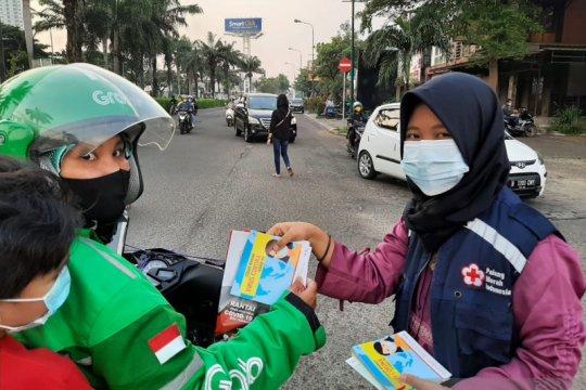"PMI sosialisasi donor plasma konvalesen di ""Humanity In Ramadhan"""