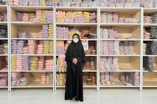 Gamis dan hijab dari Ngawi merambah ke negara tetangga