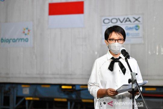Menlu : Waspadai kenaikan kasus COVID-19 secara global