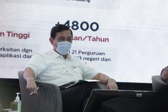 Menko Kemaritiman dan Investasi bahas potensi ekonomi Malang Raya