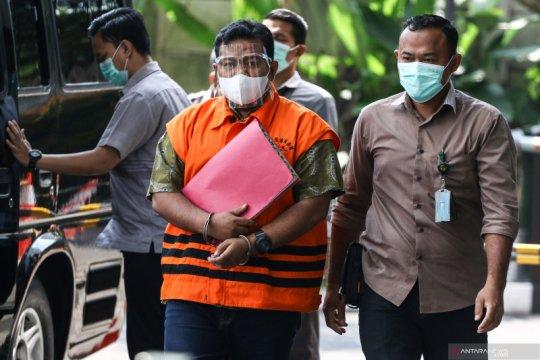 Pemeriksaan perdana kasus dugaan korupsi Tanjung Balai