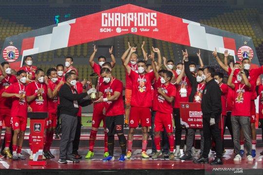 Piala Menpora 2021, menembus pandemi demi prestasi sepak bola negeri