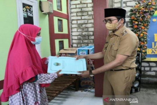 Bupati Bangkalan takziah ke keluarga awak KRI Nanggala-402