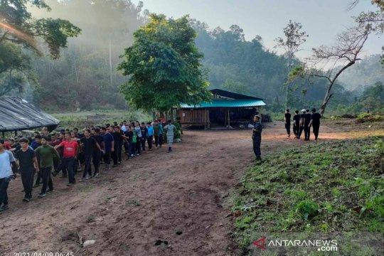 Ledakan bom parsel di Myanmar tewaskan lima orang