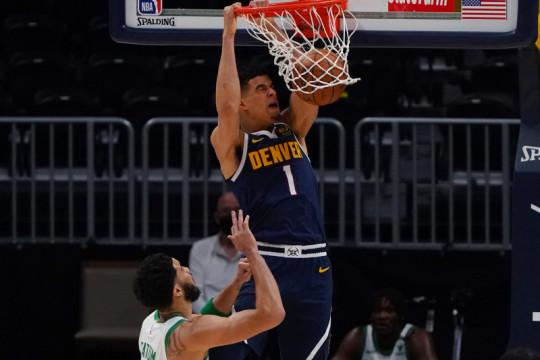 Pelicans dan Nuggets menang meyakinkan, Kings taklukkan Mavericks