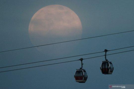 Bulan Purnama  April