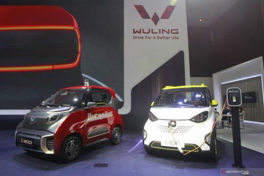 Wuling beri dukungan untuk elektrifikasi kendaraan di Indonesia
