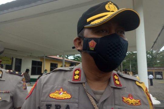 Jenazah Brimob tertembak KKB akan diterbangkan ke Palembang