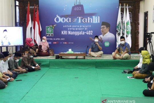 Muhaimin Iskandar pimpin salat gaib untuk Prajurit KRI Nanggala 402