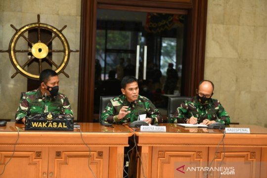 TNI AL membantah KRI Nanggala-402 kelebihan muatan