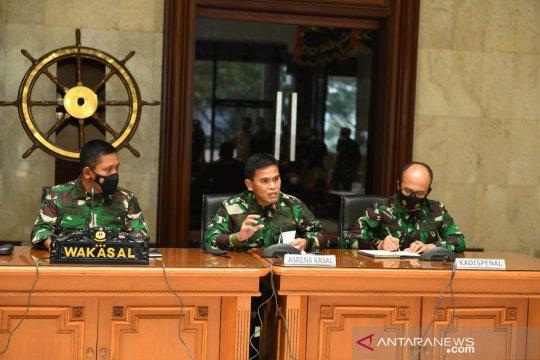 TNI AL ajak pakar kapal selam investigasi tenggelamnya KRI Nanggala