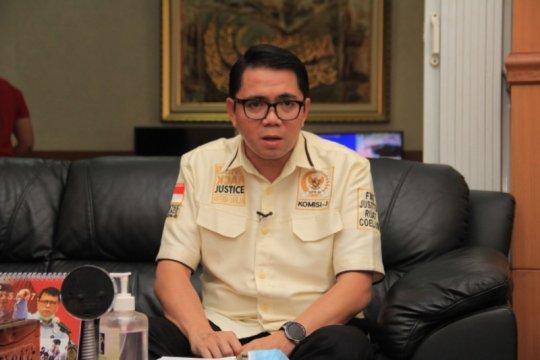 Anggota Komisi III DPR RI mendukung perluasan Rutan Medaeng