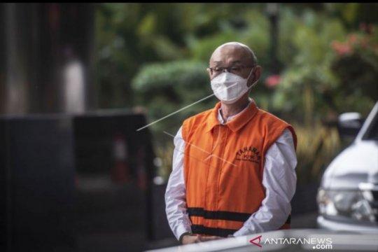 Penyuap Nurdin Abdullah tahanan titipan di Lapas Makassar