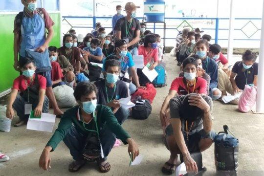 Satgas: Waspadai tingginya mobilitas orang di perbatasan Malaysia