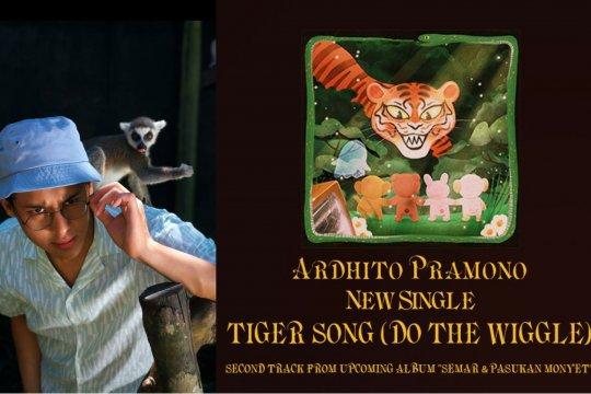 """Ardhito Pramono hadirkan """"Tiger Song"""" untuk """"Semar & Pasukan Monyet"""""""