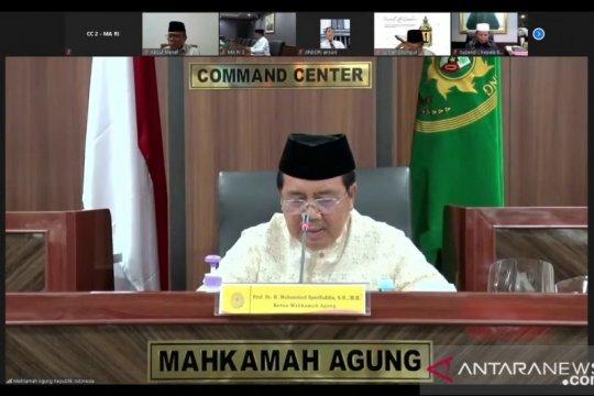 Ketua MA: Alquran ingatkan amanah tegakkan hukum dan keadilan