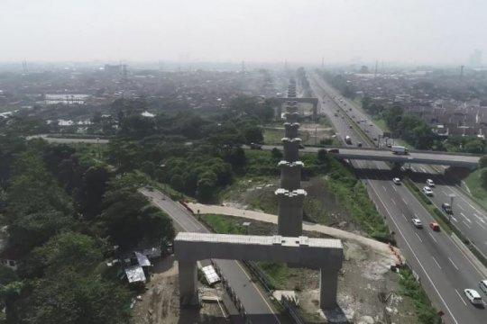 Proyek kereta cepat, Jasa Marga akan rekayasa lalin di Tol Moh. Toha