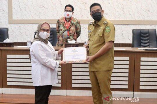 Pemkot Medan minta dukungan KPK pungut pajak Centre Point