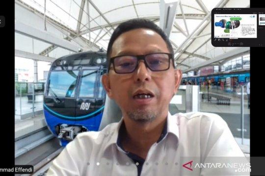 MRT Jakarta rencana buat fitur eskalator untuk pesepeda