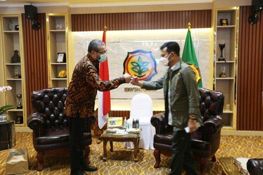 Lembaga internasional apresiasi pertanian modern Indonesia