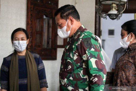 KASAL kunjungi keluarga korban KRI Nanggala 402