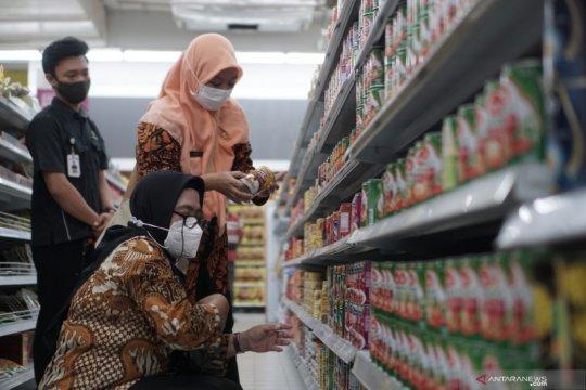 Survei : Indeks konsumsi naik 17 persen pada April 2021