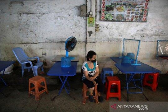 Thailand laporkan rekor kasus harian COVID-19 setelah klaster penjara